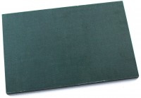 Jute Micarta grün, Platte 9mm