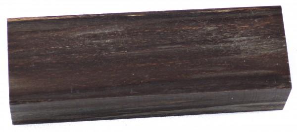 Raffir® stabilisierte Buche gestockt, schwarz