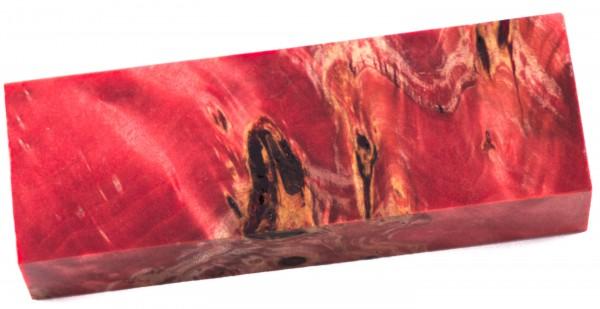 Raffir® stabilisierte Pappel rot