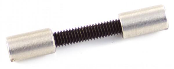 Acorn Niete Edelstahl 6,35mm