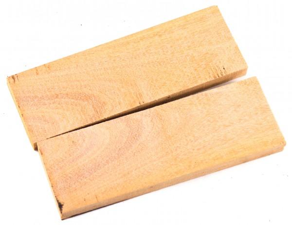 Holz Buchsbaum, Griffschalenpaar