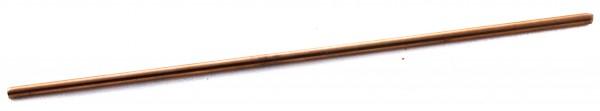 Bronzestange, rund - 4mm
