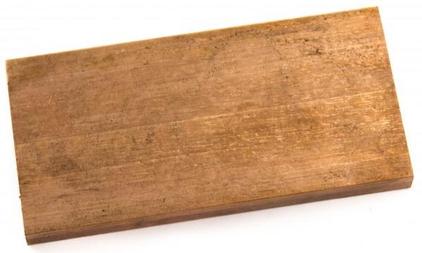 Bronzeplatte - 5,0mm