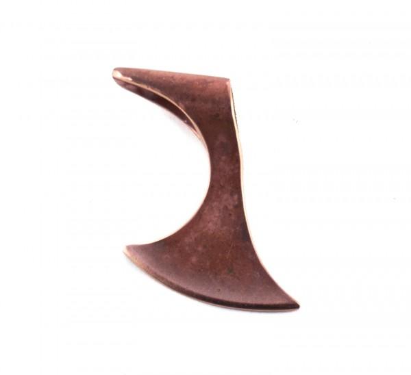 Anhänger Franziska-Axt Bronze groß