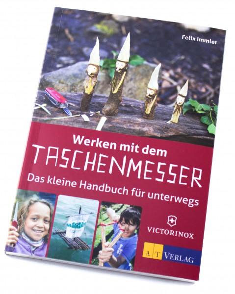 """Taschenbuch """"Werken mit dem Taschenmesser"""""""