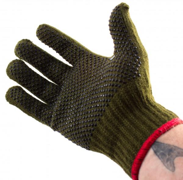 TEGERA© 4635 Textilhandschuh warm (Paar), Gr. 8