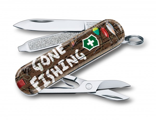 Victorinox Classic Limited Edition 2020, Gone Fishing