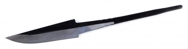 Messerklinge Lauri 80 Drop-Point carbon