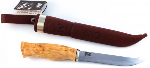 Ahti Messer Vaara rostfrei, 125mm, polierte Klinge