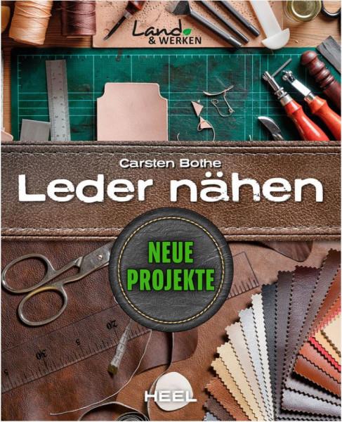Buch Leder nähen NEUE PROJEKTE