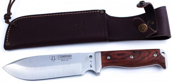 Cudeman Survival Messer MT3 Cocobolo