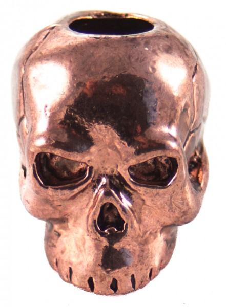 Klassischer Skull Antik Kupfer
