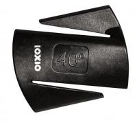 IOXIO Schleifhilfe Sharp Guide 40°