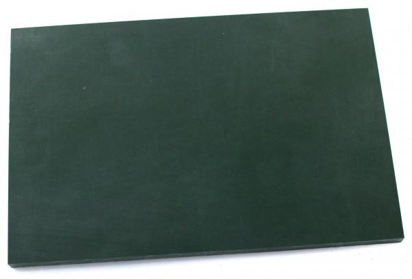 Leinen-Micarta grün Platte 9mm