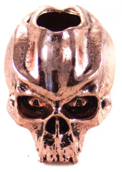 Cyber Skull Antik Kupfer