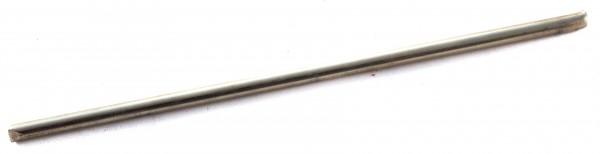 Neusilberstange, rund - 6mm