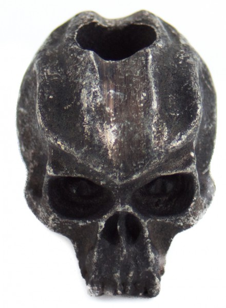 Cyber Skull schwarz
