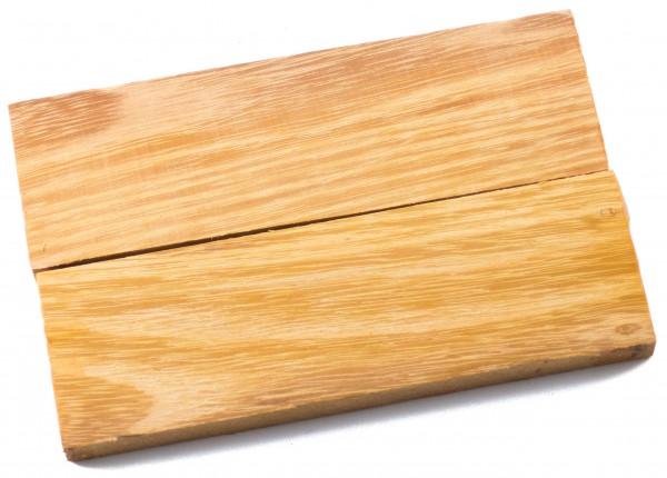 Holz Robinie (einfach) Griffschalenpaar