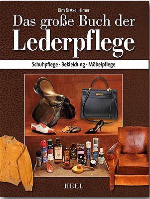 Buch Das große Buch der Lederpflege