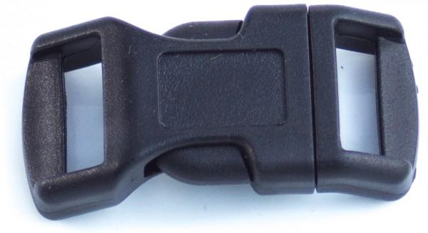 Verschluss für Bracelet schwarz, mittel