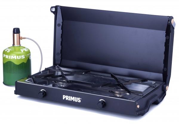 Primus Gas-Kocher Kinjia inklusive DIN Combi-Adapter