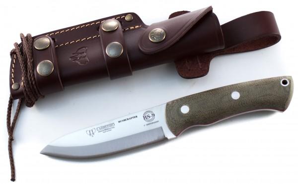 Cudeman Bushcraft Messer Micarta