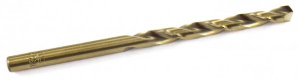Bohrer HSS-G Co 5% - Bohrer für Stahl 5,0mm (Länge:86mm)
