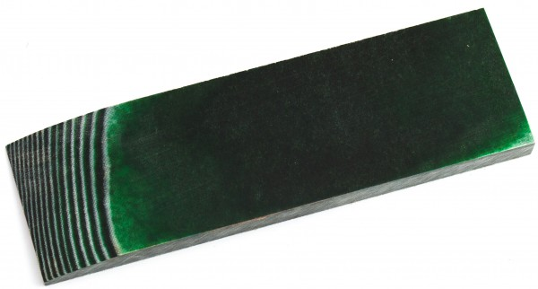 Leinen-Micarta schwarz/grün/grau