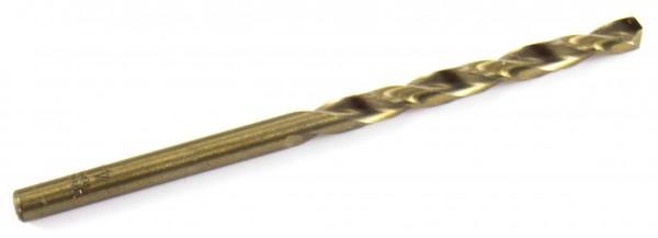 Bohrer HSS-G Co 5% - Bohrer für Stahl 4,0mm (Länge:75mm)