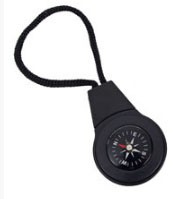 BasicNature Kompass Zip