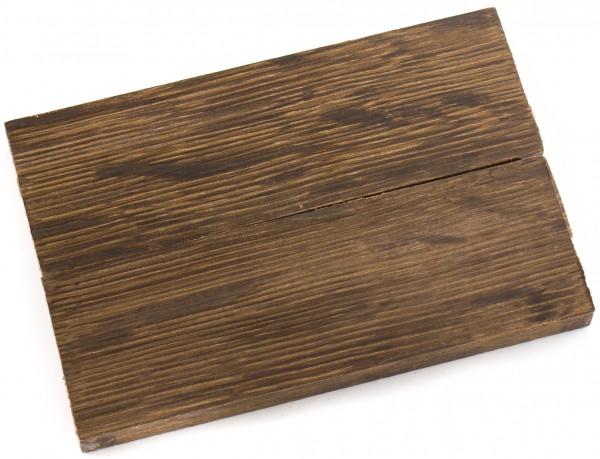 Holz Räuchereiche, Griffschalenpaar