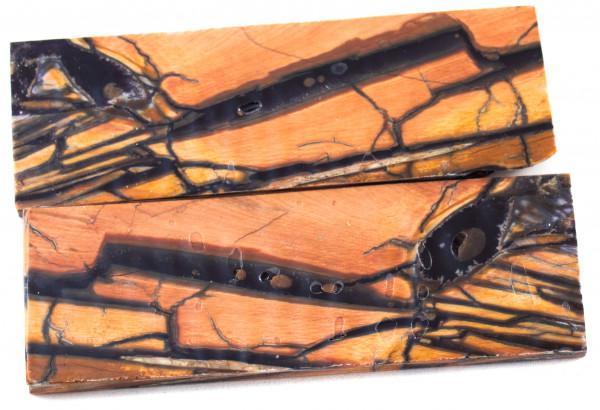 Raffir® Mammut Ivory Griffschalenpaar braun