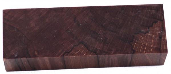 Raffir® stabilisierte Buche, gestockt, cross cut braun