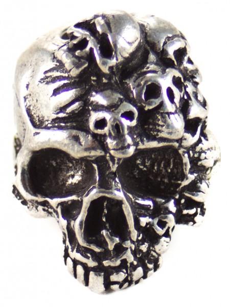 Geist Skull Zinn