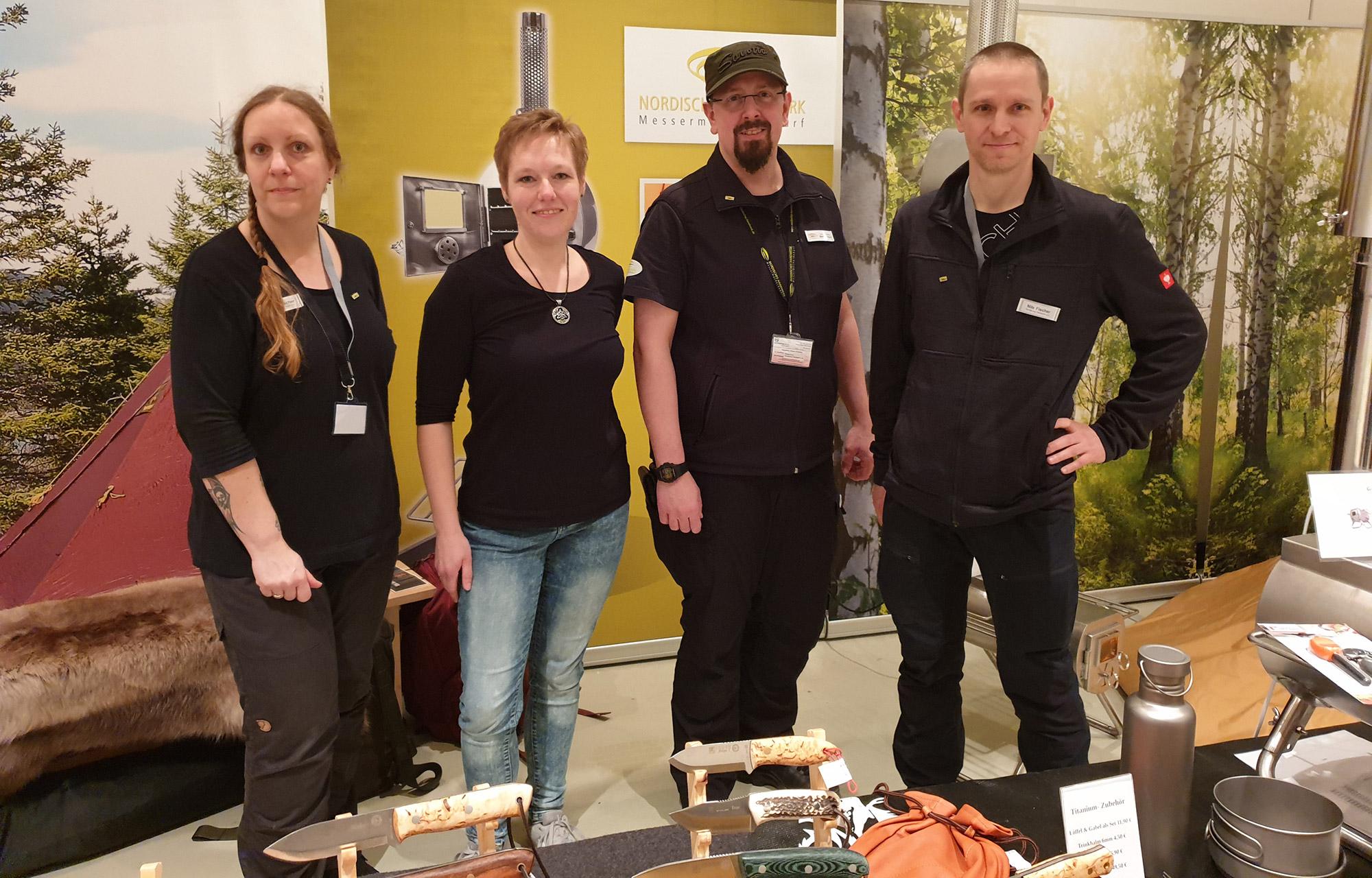 Das Team vom Nordischen Handwerk