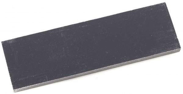 G-10 dark grey, Griffschalenpaar 6,4mm