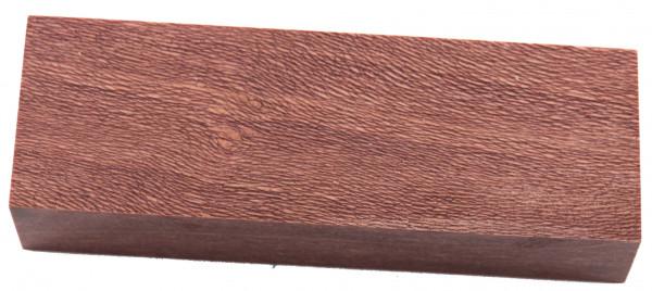 Raffir® stabilisiertes Platanenholz braun