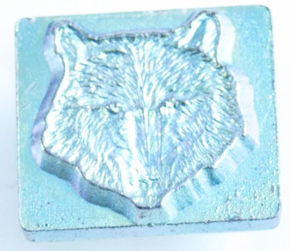 3-D Punze Wolfskopf
