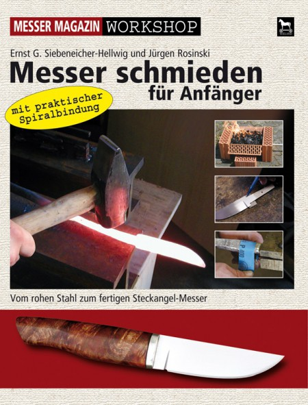 Buch Workshop Messer schmieden (für Anfänger)