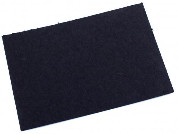 Vulcanfiber schwarz 0,8mm
