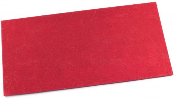 Vulcanfiber rot 3mm