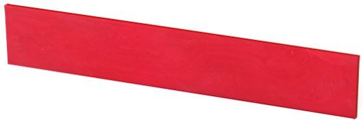 JUMA Gem. rot Platte 5mm