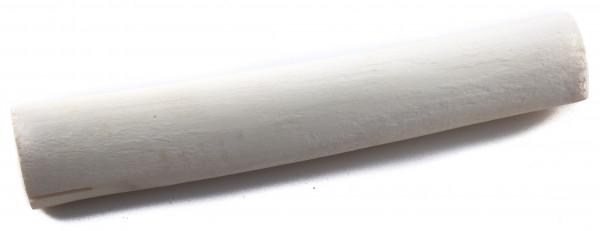 Straußenknochen, rund ca. 25 x 150mm