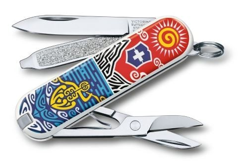 Victorinox Classic Limited Edition 2018 New Zealand