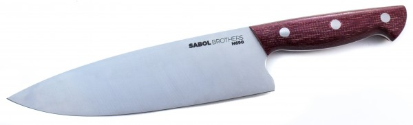 SabolBrothers Kochmesser Chefs Knive