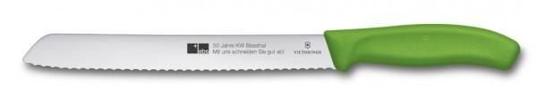 Victorinox Swiss Classic Brotmesser grün