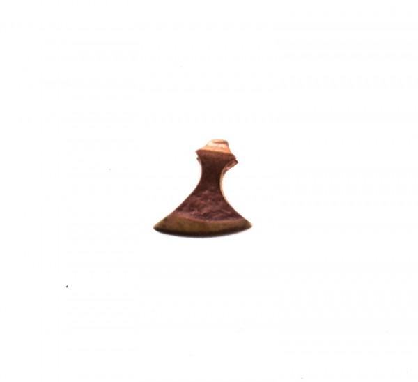 Anhänger Breit-Axt mit angeschliffener Schneide, Bronze