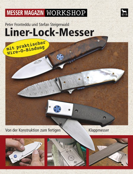 Buch Workshop Linerlock-Messer