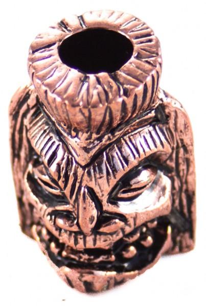 Ku Tiki Bead Antik Kupfer