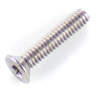 Torx-Schraube (A2) Senkkopf M2 x 10 - 10er Packung